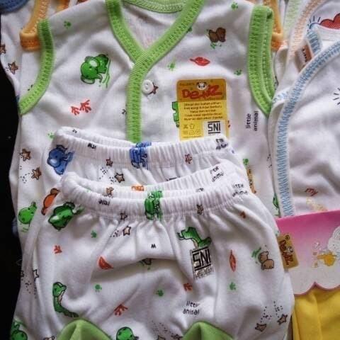 102 Contoh Baju Bayi Sni Terbaik