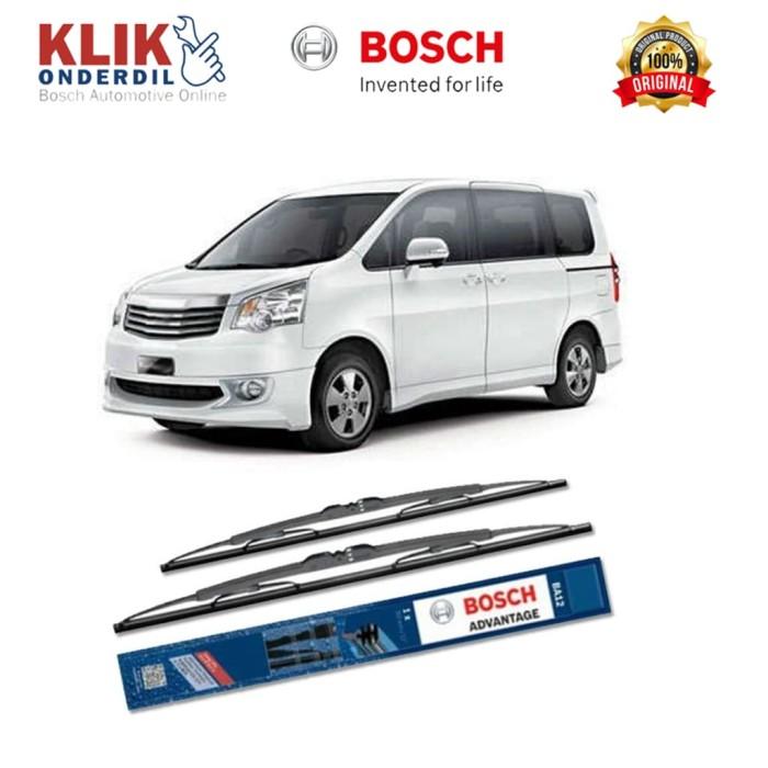 harga Bosch sepasang wiper kaca mobil toyota nav1 advantage 26  & 14 Tokopedia.com