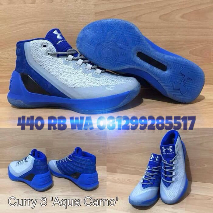Jual MEGA SALE UNDER ARMOUR CURRY 3 HIGH - lejordan  61b5c60381