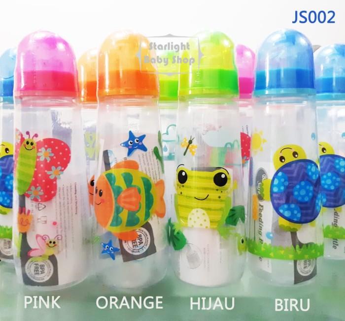BABY SAFE BOTOL SUSU JS002 - 250ML BPA FREE (KODE JS002)