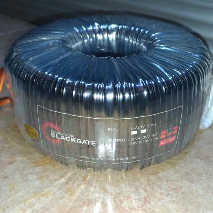 harga Trafo toroid 10 ampere 32 volt 10a 32v blackgate black gate Tokopedia.com