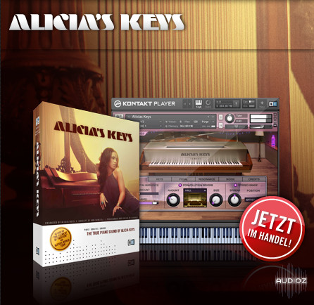 harga Native instrument - alicias keys // kontakt // 2 dvd Tokopedia.com