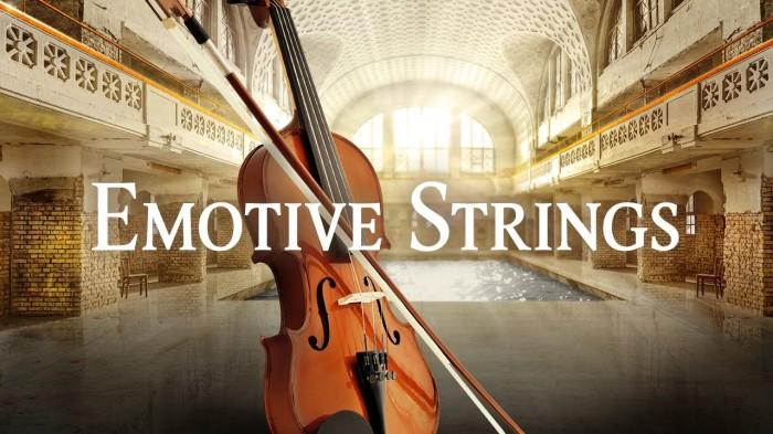 harga Native instruments - emotive strings // kontakt // 6 dvd Tokopedia.com