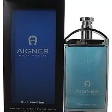 harga Parfum aigner blue emotion edt 100ml Tokopedia.com