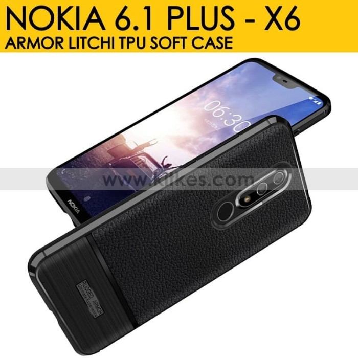 Case hp Nokia 6.1 Plus - X6, Casing Nokia 6.1 Plus - X6, Aksesoris hp Nokia 6.1 Plus - X6, Silikon Nokia 6.1 Plus - X6, Soft Cover Nokia 6.1 Plus ...