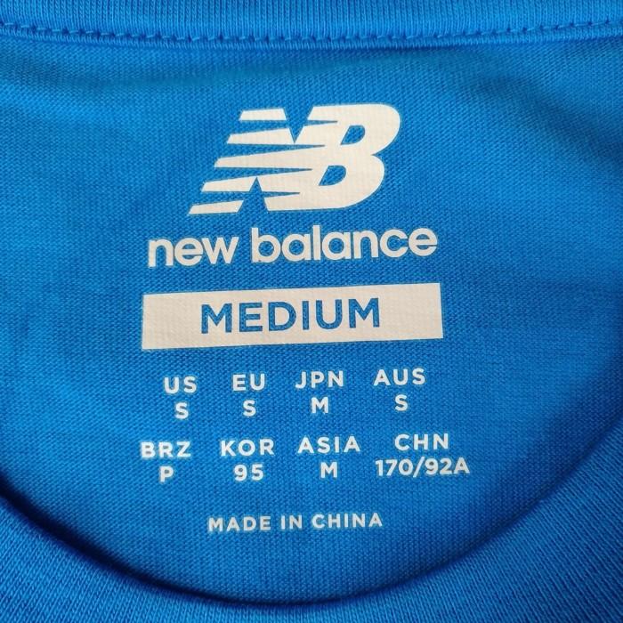 Jual Kaos New Balance Classic 574 Blue Original - Babybabe  a83cfbfa39