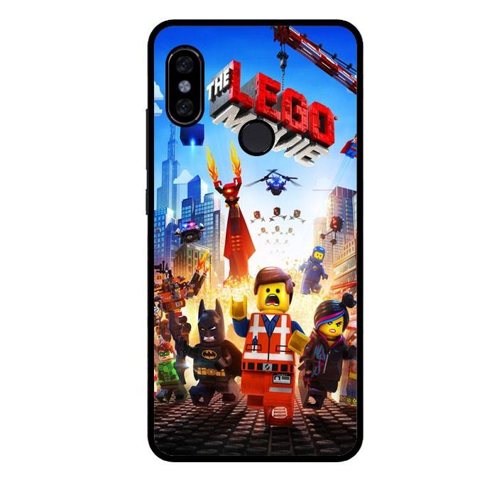 harga The lego movie y0867 xiaomi redmi note 5 pro custom case Tokopedia.com
