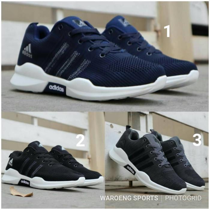 new product 1e7a7 4a2d9 Jual Sepatu Adidas EQT Equipment Flyknit Cowok Cowo Running Sport Flyknite  - Jakarta Pusat - WaroengSports | Tokopedia