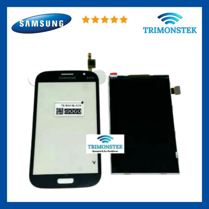 Lcd + Touchscreen Samsung Grand Neo i9060 Grand Duos i9082 Original - Putih