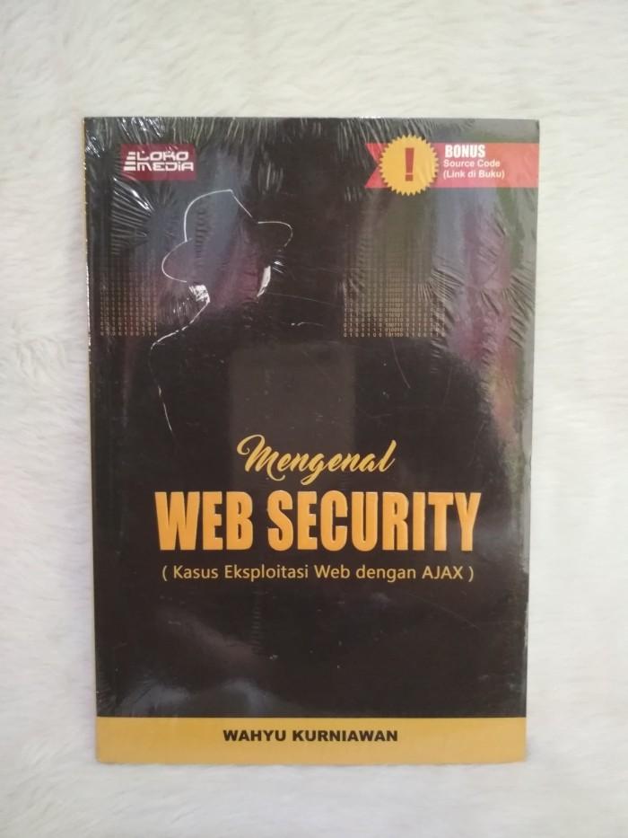 harga Buku web security - kasus eksploitasi web dengan ajax Tokopedia.com