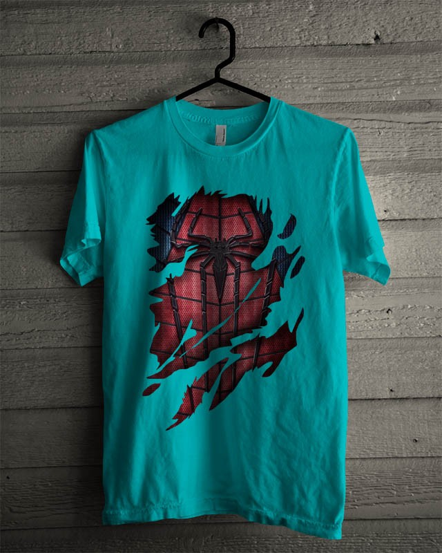 Info Spider Man Biru Travelbon.com