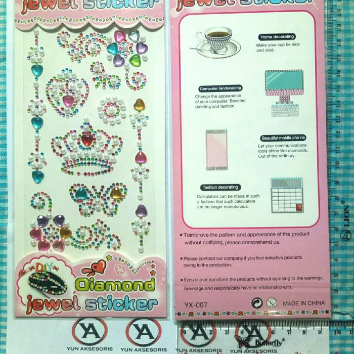 Jual Stiker Stiker Hp Diamond Manis Keren Jakarta Utara Yun Aksesoris Tokopedia