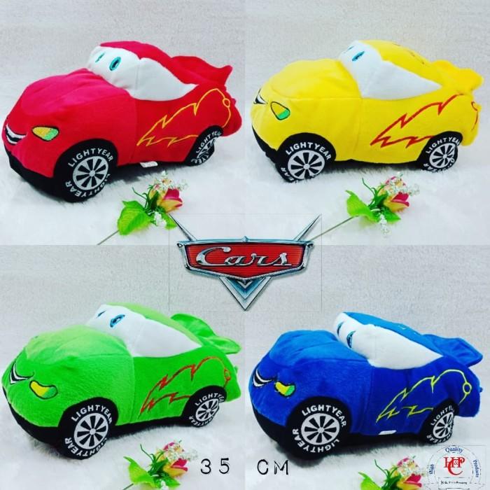 harga Bantal cars m hijau Tokopedia.com