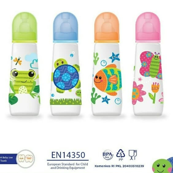 Baby Safe JS002 Botol Susu / Feeding Bottle 250 ml