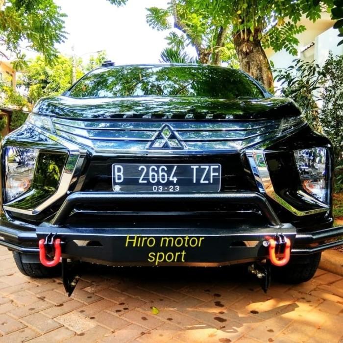 Foto Produk tanduk xpander model new overland thailand dari hiro sport motor