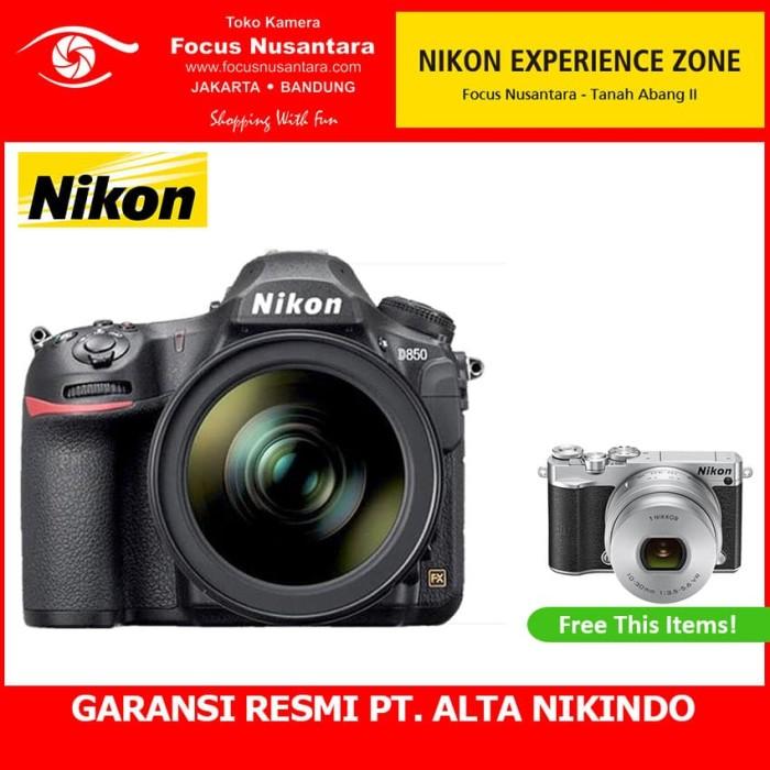 harga Nikon d850 kit af-s vr 24-120mm f/4g Tokopedia.com