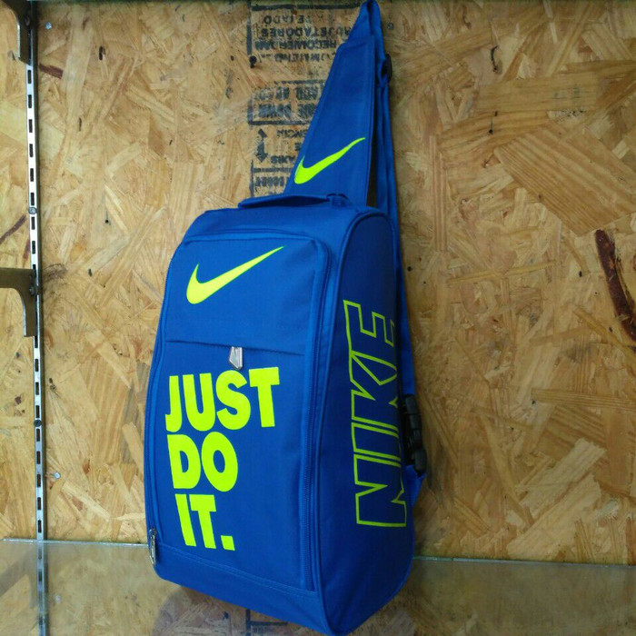 ... harga Termurah tas sepatu futsal   bola nike justdoit Tokopedia.com 28ee49e458