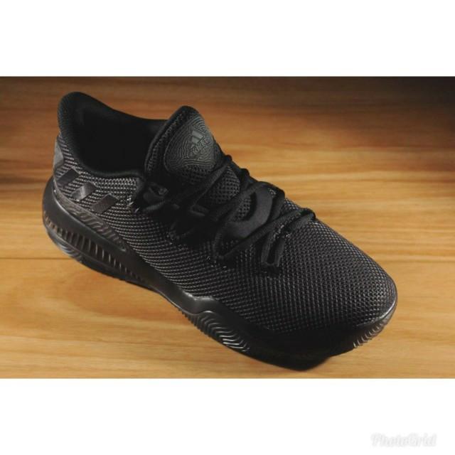 3c25db3dafdb Jual Adidas Crazy Fire Black ORIGINAL Sneaker for Men. - Rikedom ...