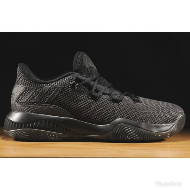 ec3ae4bbd4ce Jual Adidas Crazy Fire Black ORIGINAL Sneaker for Men - DKI Jakarta ...