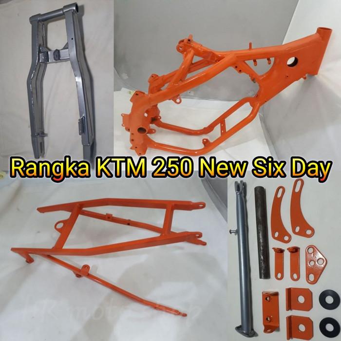 harga Rangka KTM 250 SIX DAY IMPORT CINA. Tokopedia.com