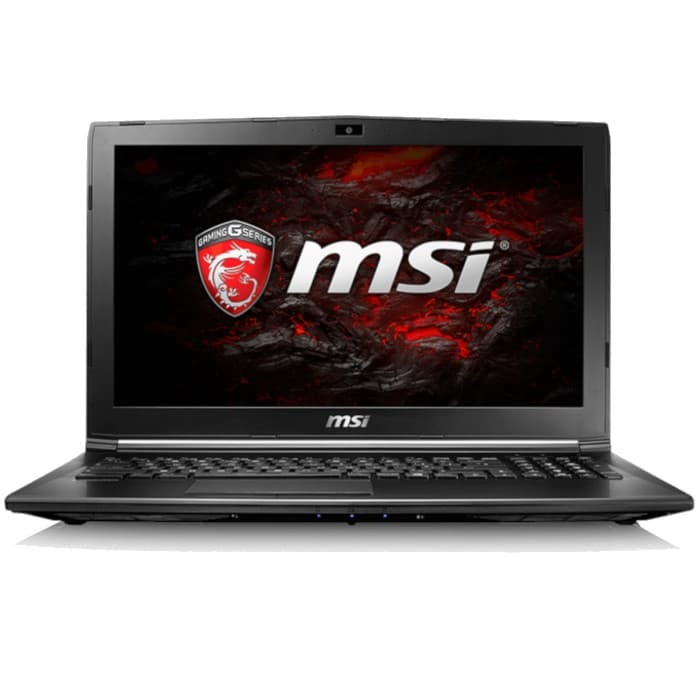 harga Msi notebook gaming gl62m 7rdx non windows [9s7-16j962-863] - black Tokopedia.com