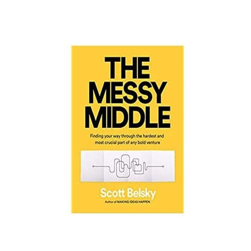 harga Scott belsky : messy middle Tokopedia.com