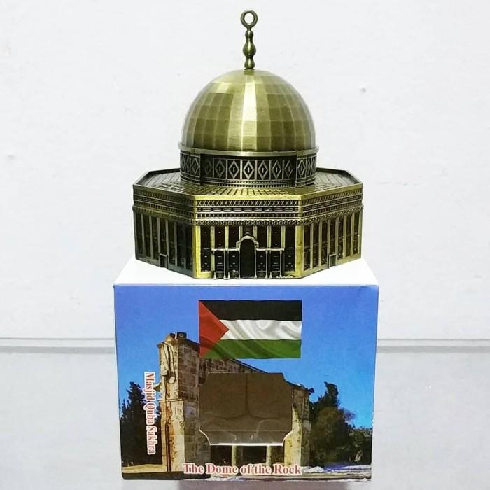 harga Miniatur pajangan the dome of the rock masjid quba sakhra palestina Tokopedia.com