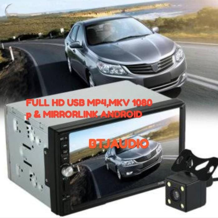 Jual Paket Tv Mobil Doubledin Layar 6 95 Plus Kamera Parkir Mundur Kota Bekasi Btj Audio Tokopedia