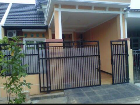 Jual Pagar Rumah Minimalis 2 - Kota Bekasi - Berkah Jaya Las | Tokopedia