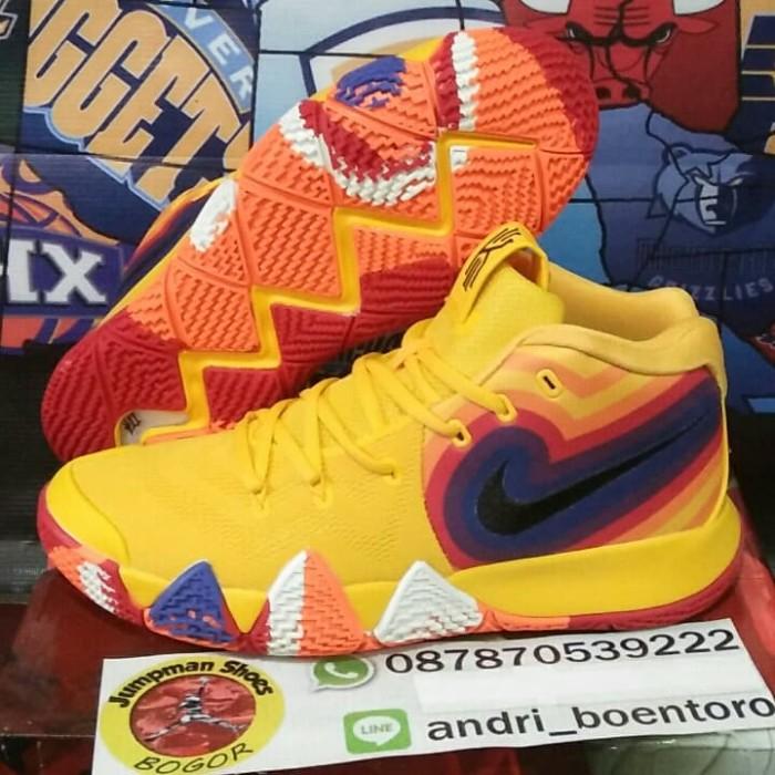 super popular 3ac8b abce2 Jual Sepatu basket nike kyrie 4 70's starburst uncle drew van - Kota Bogor  - Customizer Printing | Tokopedia