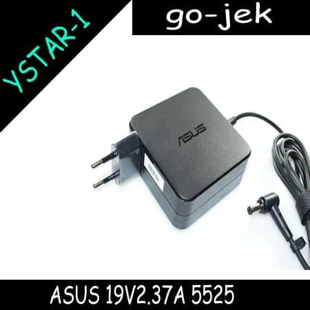 Asus 19v 2.37a (5525) Output: DC 19V 2.37A Input: AC 100-240V , 50-60H