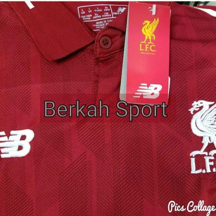 f760f9c3e Jersey Liverpool FC Home Edisi UCL dan Cetak Nama-nomor Berkualitas