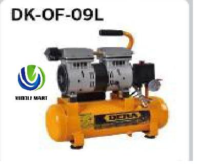 Oil Free Air Compressor >> Jual Oil Free Air Compressor Dk Of 09l Kota Batam Middle Mart Tokopedia