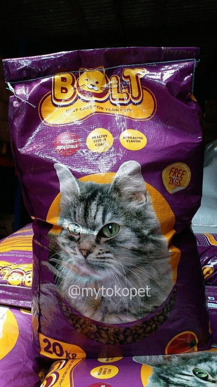 Jual Bolt 1kg Makanan Kucing Bolt Re Pack Jakarta Timur Lets