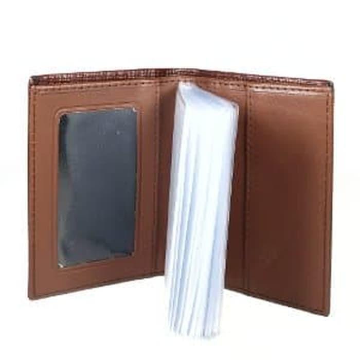 Foto Produk Dompet Kartu Pria Wanita Kulit Import Atm M15B Credit Card dari MenStyle22