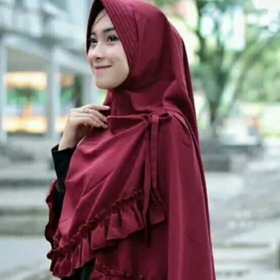Harga Hijab Syari Instan .