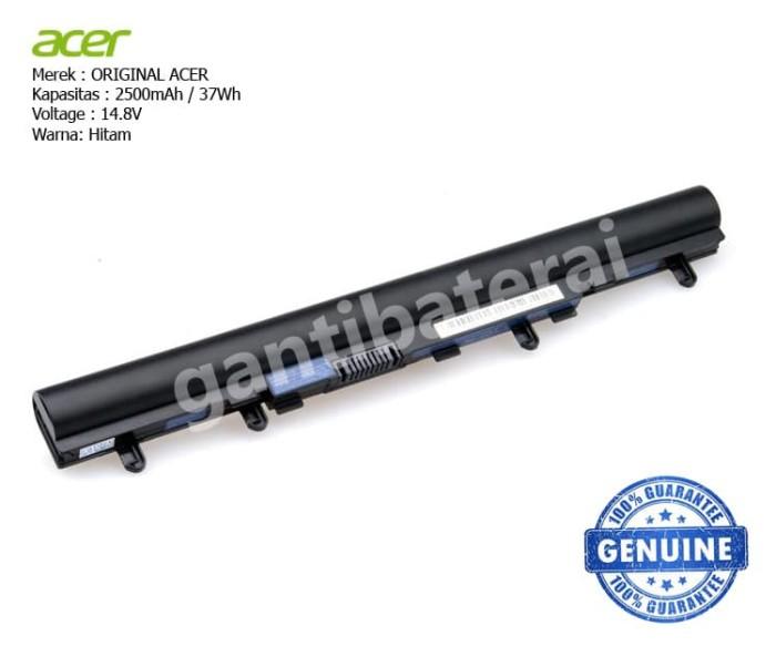 Original Baterai ACER E1-432, E1-522, E5-471, V5-431, V5-471, V5-531