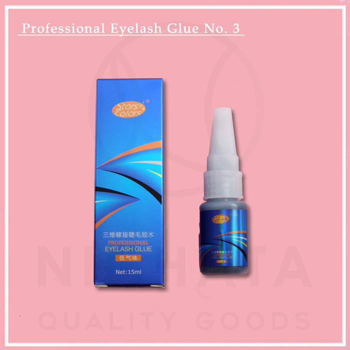harga Lem bulumata professional no. 3 / professional eyelash glue no.3 Tokopedia.com