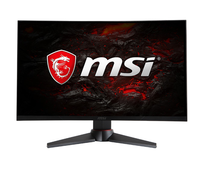 harga Monitor gaming 24'' - msi optix mag24c Tokopedia.com