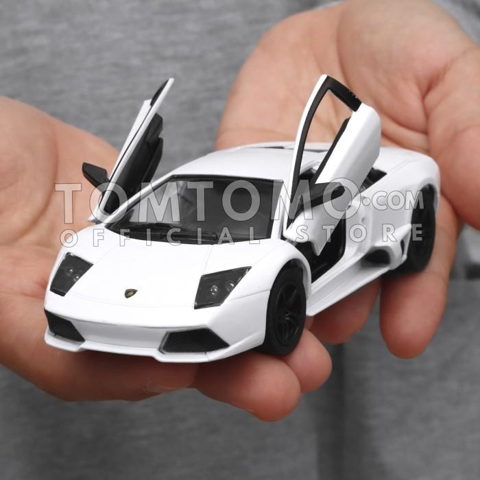 harga Lamborghini murcielago miniatur mobil mobilan diecast mainan anak laki Tokopedia.com