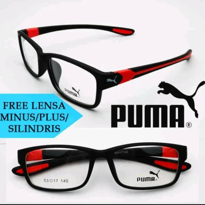 Kacamata Fashion Pria Dan Wanita Puma833 - Daftar Harga   Barang ... 6a8ed707d9