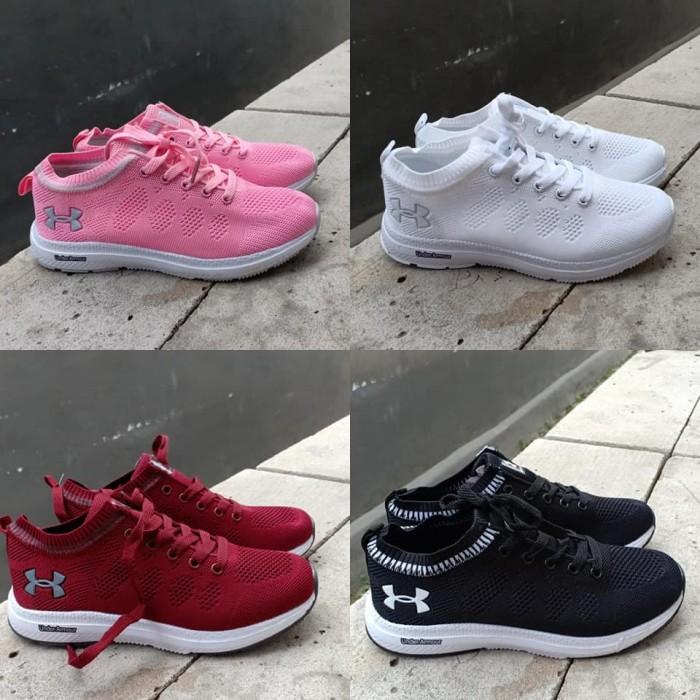 Jual sepatu under armor sepatu sneakers sepatu running sepatu wanita ... 5a49399e76