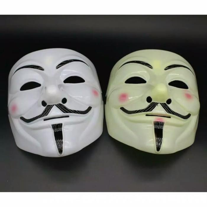Jual Topeng Anonymous Glory Shop Bandung Tokopedia