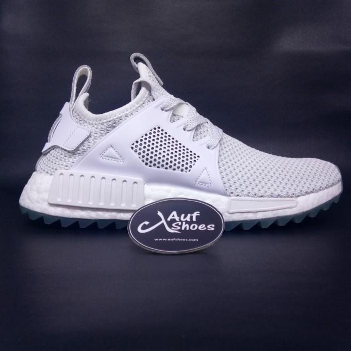 067555212d6b7 Jual Adidas Consortium Nmd Xr1 Tr Titolo - triple white BY3055 - AUF ...