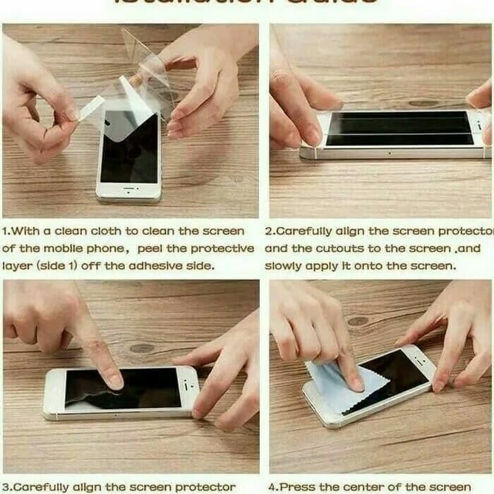 Motorola Moto E3 Power Tempered Glass Screen Protector Anti Gores