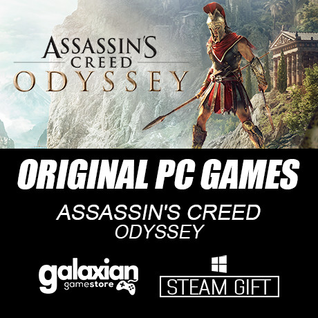 harga Assassins creed odyssey - steam original pc games Tokopedia.com