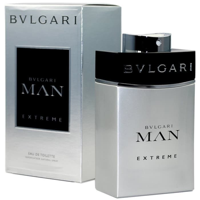 Jual Parfum Bvlgari Man Extreme 100 Eau De Toilette Edt 100 Ml Kw