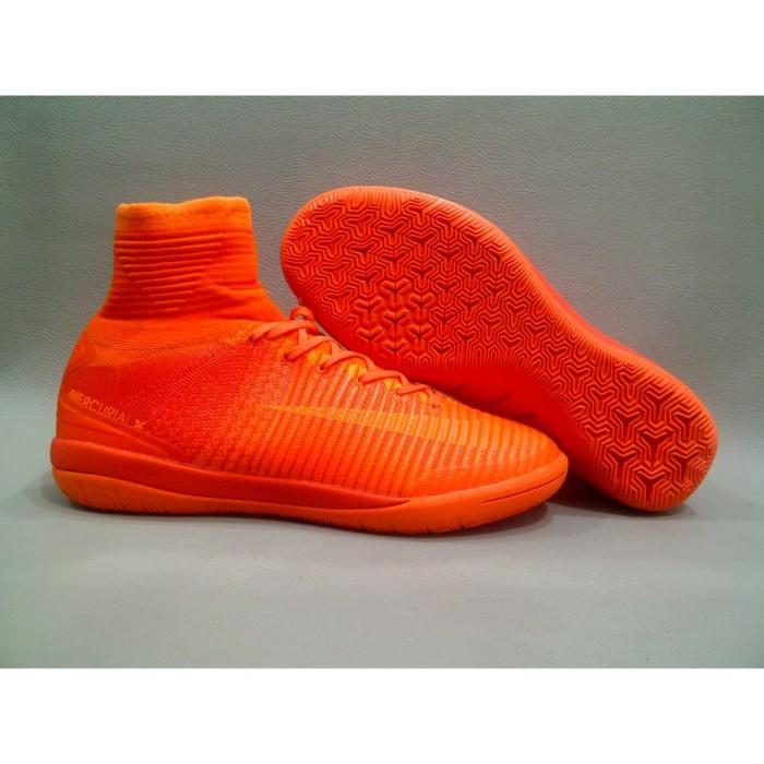 678d343c274 Jual Sepatu Futsal Nike Mercurial X Proximo II Total Orange IC ...