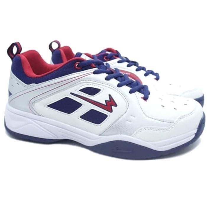 Review sepatu tenis eagle royal garden white red 44 di Kab. Jember ... b6a14207f8