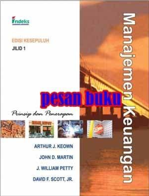 Buku Manajemen Keuangan Edisi 10 Jilid 1 Arthur J. Keown